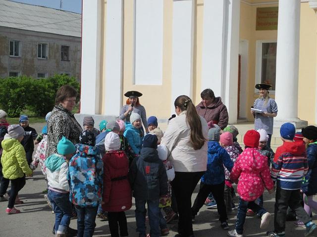 1 июня на площади Центра культуры и кино «Родина» состоялась развлекательная игровая программа «Парк июньского периода», посвящённая Дню защиты детей.