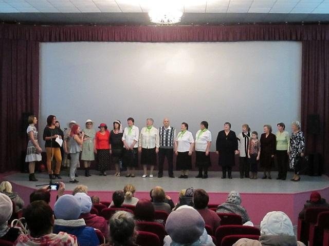 30 сентября в ЦКиК «Родина» состоялась конкурсная программа «Бабушки и внуки» среди ветеранских организаций поселка Буланаш, посвященная Международному дню пожилого человека.