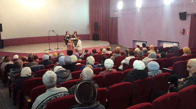 2 октября в Муниципальном бюджетном учреждении культуры Центр культуры и кино «Родина» состоялась праздничная программа «Золотой возраст» для ветеранов Буланашского машиностроительного завода.