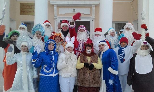 Центр культуры и кино «Родина» приглашает на Новогодние и Рождественские мероприятия! Вход на все мероприятия свободный.