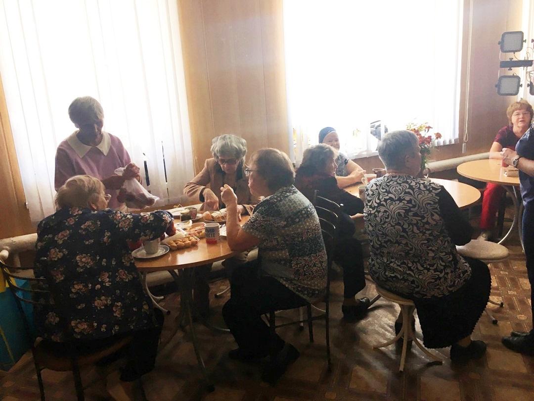26 сентября в Центре культуры и кино «Родина» прошла познавательно-развлекательная программа «Овощной бал» для клуба ветеранов «Отражение».