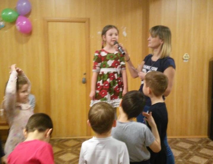 24 января в Центре культуры и кино «Родина» состоялась детская игровая программа «Детство – это я и ты» по мотивам детского мультсериала «Даша-путешественница».