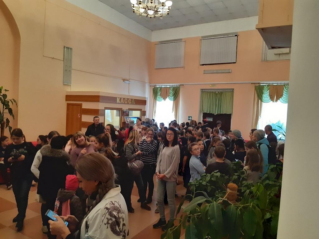 16 октября в Центре культуры и кино «Родина» прошел кинофестиваль «Японская осень на Урале».