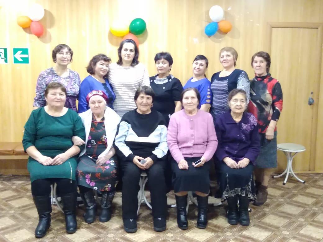 26 ноября в ЦКиК «Родина» для жителей татарской и башкирской национальностей прошёл праздник, посвященный Дню матери.