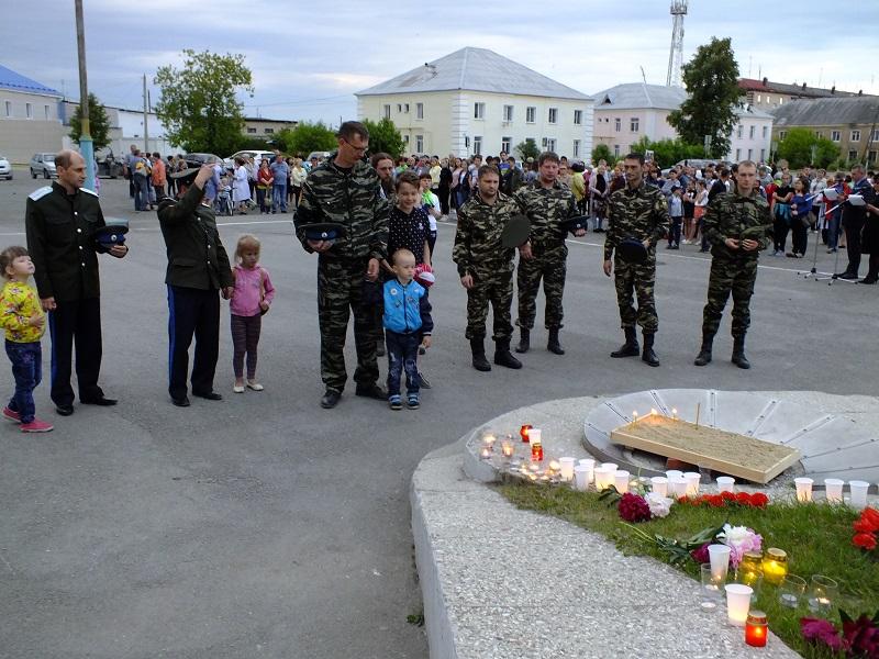 казаки хутора Артёмовский