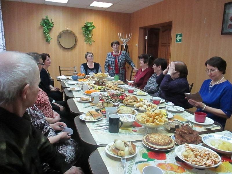 накануне священного праздника для татарского и башкирского населения прошло мероприятие по теме «Ураза байрам. Традиции и обычаи»