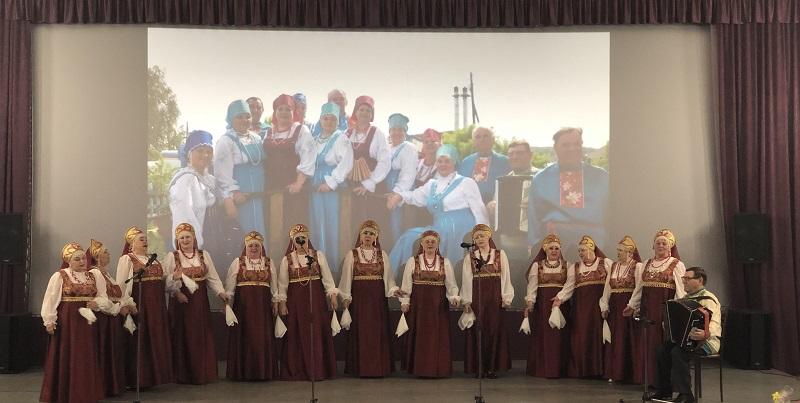 2 мая в Центре культуры и кино «Родина» состоялась праздничная концертная программа «Жизнь, посвященная песне!»