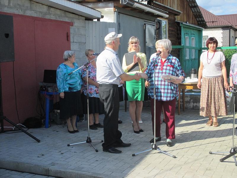 праздничная концертная программа «На свете много улиц разных», посвященная празднику улицы Зеленая в поселке Буланаш