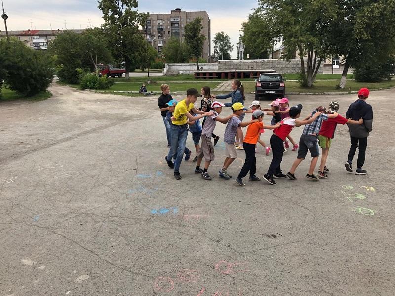 конкурсная развлекательная программа «Разноцветные ладошки» для детей Центра социальной помощи семье и детям.