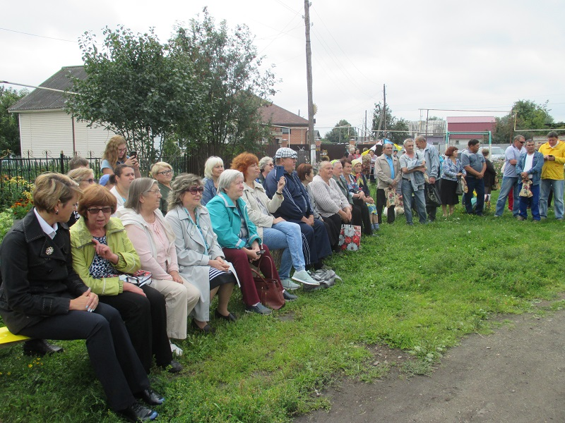10 августа в микрорайоне «Факел» состоялась праздничная программа «Провинции милый, родной уголок!»