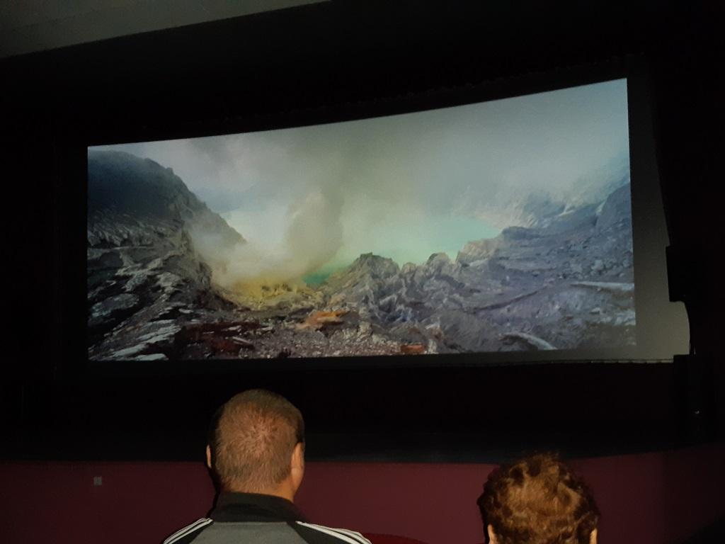 11 сентября в рамках Областного фестиваля «ЭтноКино» в Центре культуры и кино «Родина» состоялся бесплатный показ фильмов «Барака» и «Самсара».