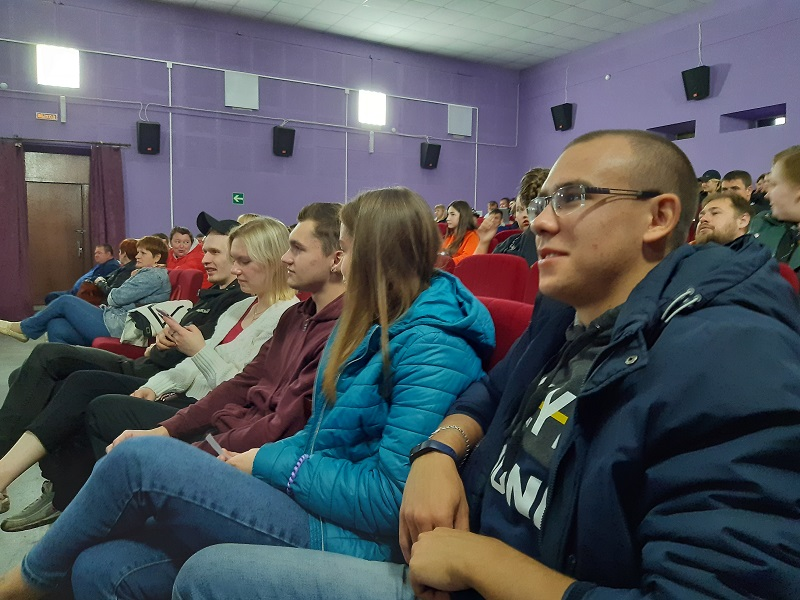24 августа в Центре культуры и кино «Родина» в рамках всероссийской акции «Ночь кино 2019»