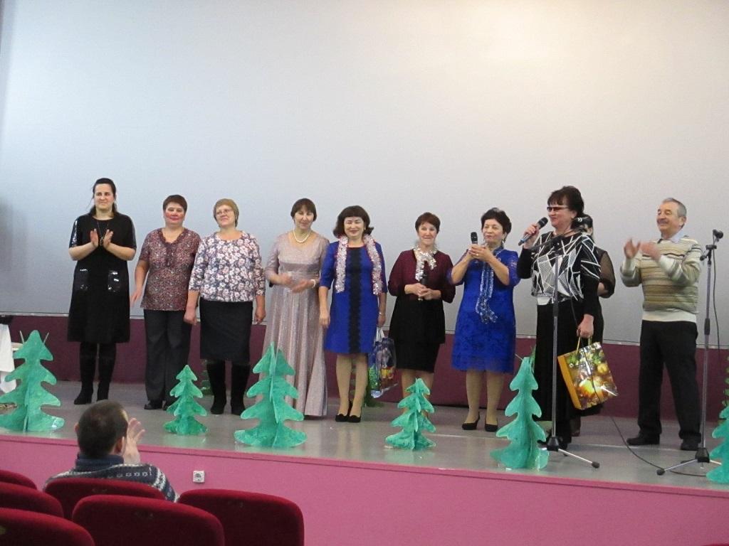 праздничная программа на татарском языке «Чудеса под Новый год»