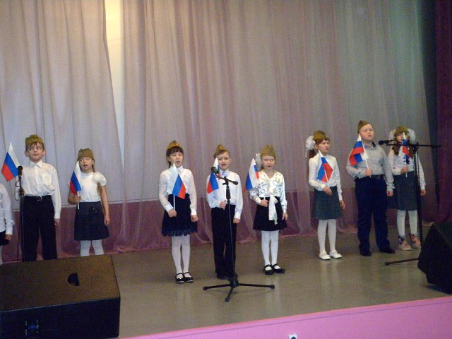 Районный фестиваль солдатской и военно – патриотической песни «Уральский аккордЪ»